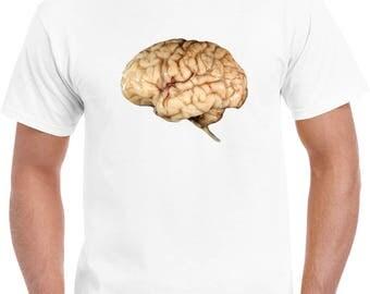 High Def Brain Weird T Shirt