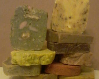 Soap Handmade set of 3