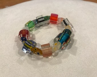 American Cane One of a kind Bracelet