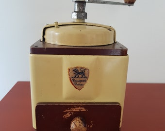 Vintage PEUGEOT coffee mill