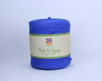 "T-Shirt Yarn -""Folded""  ~160 yards, 130 m"