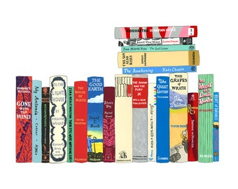 Ideal Bookshelf 963: Novels 1899-1941