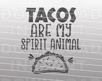 Funny Taco Quote Svg Etsy