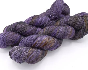 Sleepy Hollow Hand Dyed Yarn - Dyed to Order