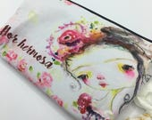 Flor Hermosa Frida pouch