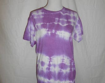 Closing Shop 40%off SALE Tie dye tee t shirt     Hand dyed