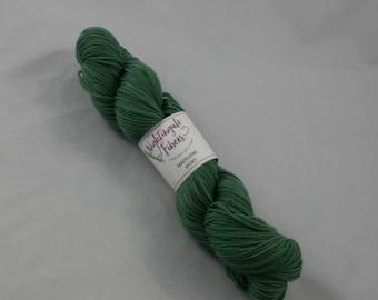 Madeleine sport weight - Jade - 100% SW Merino Hand Dyed Yarn 325 yds