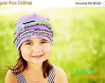 SALE Whimsy Couture Sewing Pattern/Tutorial -- Knit Fleece Beanie Hat -- All Sizes Kids Adults Girls Boys PDF Instant