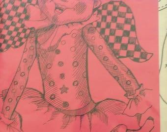 The Wilder Angel Doll Pattern by Elinor Peace Bailey