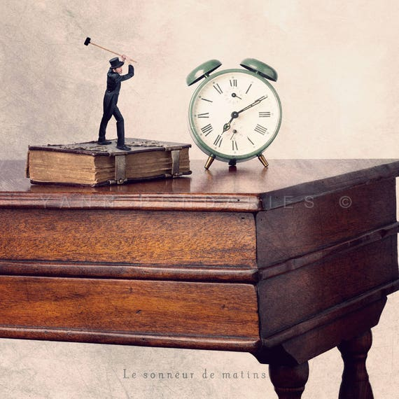 Retro Alarm Clock print, Back To School photography, Teacher Gift Ideas, Children Decor, Bedroom Decor, Time-themed print
