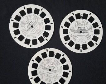 Viewmaster Reels Set of 3