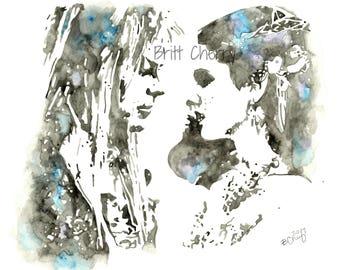 8x10 PRINT | Jareth & Sarah