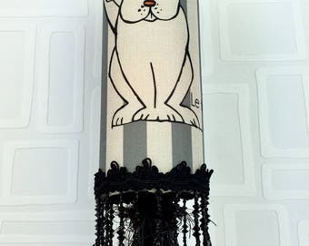 Lampe de table/veilleuse/lampe chien /veilleuse /chambre enfant /unique /chien /lampe chien