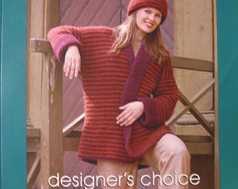 CLEARANCE Mellow Tone Collection Designers Choice Book Seven by Elsebeth Lavold