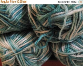 ON SALE Super Soft Tropical Sea Variegated Color Cascade Cherub DK Multis Yarn 180 yards Acrylic Nylon Blend Color 520