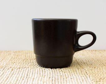 Heath Sea and Sand 205 stacking mug,  vintage California design.