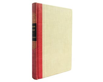 Madame Bovary - vintage 1930s hardcover edition of Flaubert's classic - Free US Shipping