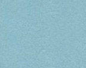 Baby Blue 20/80 Wool Blend Felt 12x18