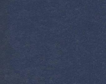 Denim 20/80 Wool Blend Felt 12x18