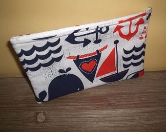 Michael Miller Nautical Tote