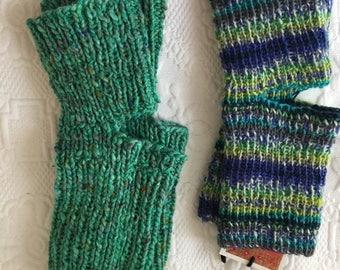 Hand Knit Yoga Socks