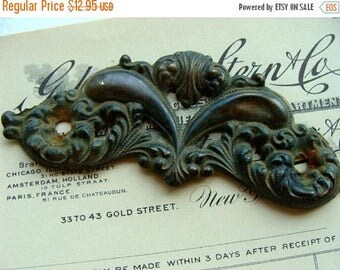 ONSALE Antique Salvaged Ornate Gothic Antique Hardware