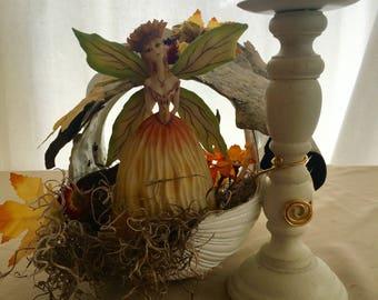 Queen Mab   Handmade Fairy Decoration   Devana's Lore