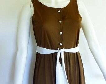 1970s Lounger Pajama Palazzo Pants Jumpsuit S/M Gossard