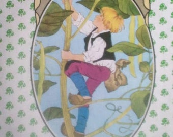 SALE Jack and the Beanstalk By Gerda Muller, hardcover1988 1982 1984 1985
