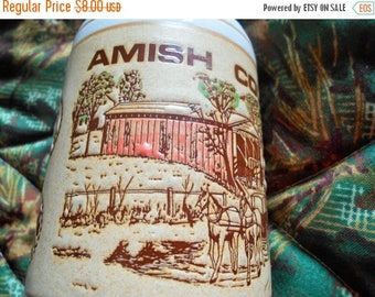 SALE TODAY Amish Country Coffee Mug Cup
