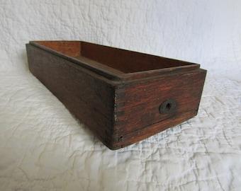 Vintage Oak Drawer Great for Storage