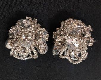 Lois Ann AB Earrings Silver
