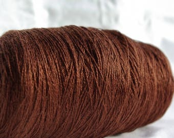 Pure linen Brown - 100g