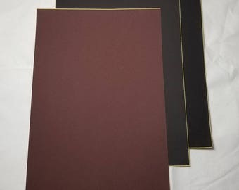 Match Striker Sheets - Match Strike Paper - Premium