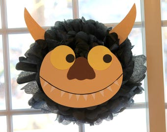 Where the Wild Things Are poms
