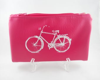 Bike Accessories, Bike Wallet, Bicycle, Bicycle Art, Bicycle Accessories, Bicycle Wallet Phone Case, Wallet, Womens Wallet, Wallet Women