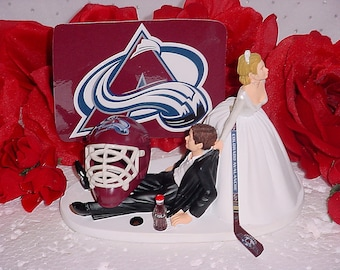 Colorado Avalanche Etsy