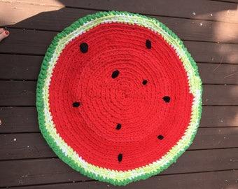 Watermelon Rug/Table Pad