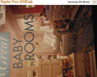 Baby Rooms---Designing-Ex Condition--40-70% off Patterns n Book SALE
