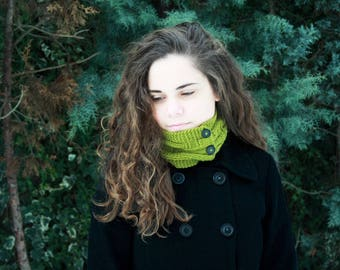 Mandrake - Multipurpose Cowl / Scarf - Knitting Headband Pattern - Knitting Bellywarmer Pattern - Knitting Haramaki Pattern