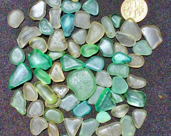 A-Sea Glass or Beach Glass of Hawaii beaches SEAFOAM! Ocean BLUE! SALE!  Sea Glass Bulk! Genuine Sea Glass! Bulk Sea Glass! Seaglass