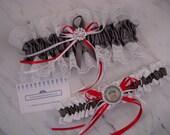 BREANNA's Custom Wedding Garter Listing