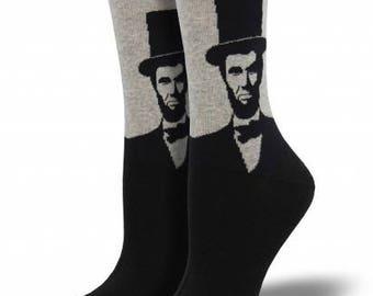 Women's Abraham Lincoln Socks