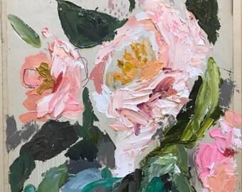 Vintage Floral Limited Edition Art Print