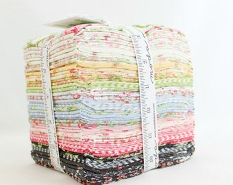 "Guernsey - Fat Quarter Bundle - 30 - 18""x21"" Cuts - Brenda Riddle - Moda Quilt Fabric"