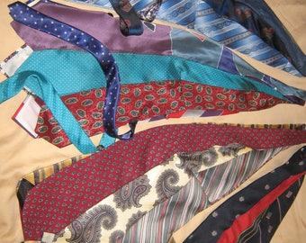 Custom Tie Vest from YOUR Ties!