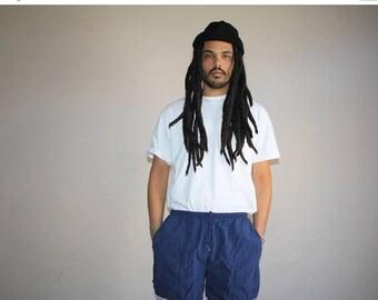 On SALE 35% Off - 1990s Vintage Nike Minimalist Swim Trunk Shorts - Vintage Nike Shorts - 90s Clothing - MV0187