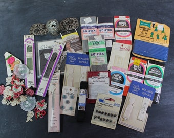 Vintage Sewing Notions Lot #2