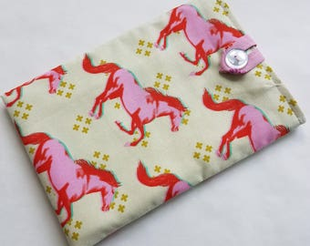 Pink Stallion Kindle Sleeve