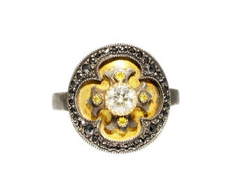 Affluent Riches Ring